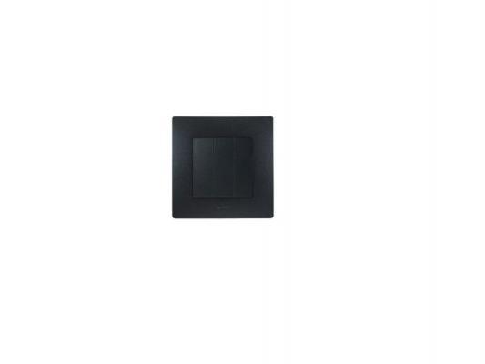 Выключатель Legrand ETIKA 3 клавиши 10АХ антрацит 672613 цена в Москве и Питере