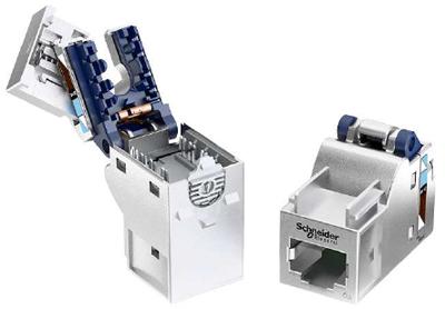 Панель лицевая Schneider Electric Actassi 2 модуля белый, 24 шт VDI88140