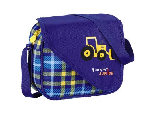 Сумка Hama Step By Step Junior Alpbag Boys Excavator 3.5 л синий желтый 129122