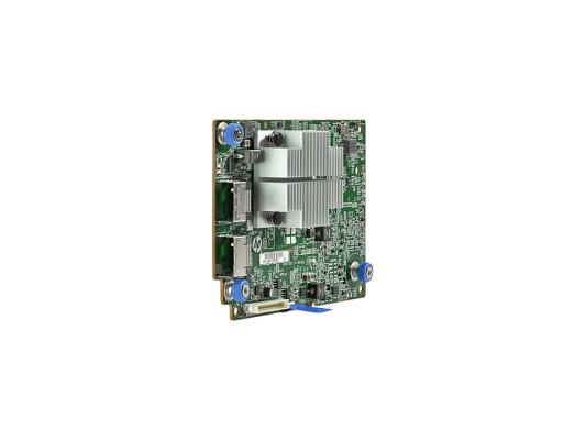 Контроллер HP Smart Array H240ar/12Gb 726757-B21 контроллер smart array hp 726825 b21 726825 b21