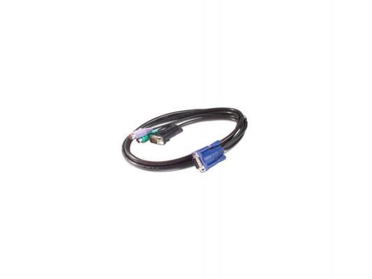 Кабель APC KVM PS/2 Cable 12ft 3.6m AP5254