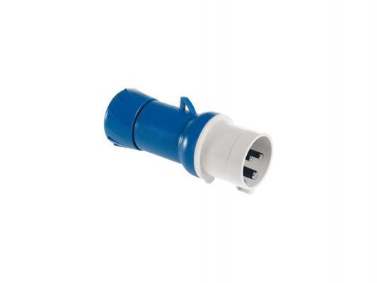 Вилка Schneider Electric 2P+E IP44 32А 220В PKE32M423