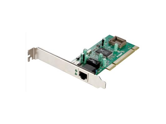 Сетевой адаптер D-LINK DGE-530T/D2B 10/100/1000 Мбит/с