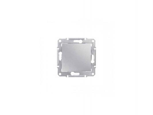Выключатель Schneider Electric 1-клавишный алюминий SDN0100160