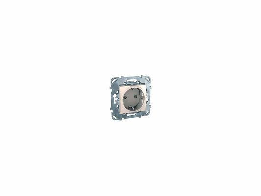 Розетка Schneider Electric электрическая бежевый MGU5.036.25ZD