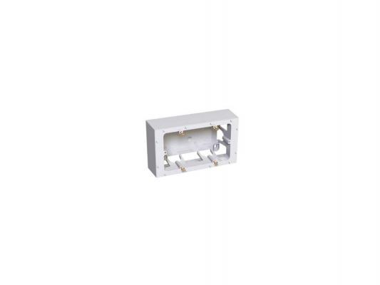 Коробка для наружного монтажа Schneider Electric глубина 40мм ALB45444