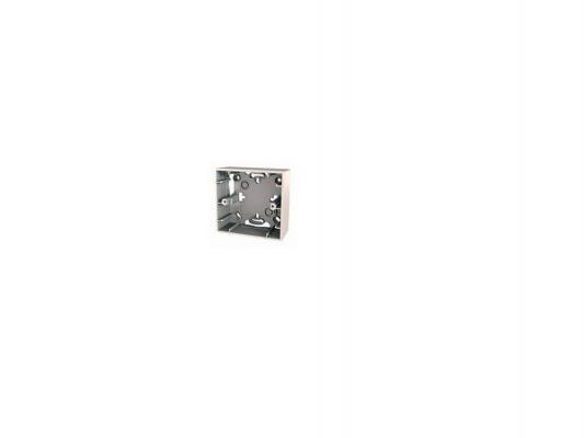 Монтажная коробка для наружной проводки Schneider Electric 36мм 1 пост белый MGU8.002.18