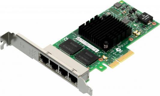 лучшая цена Адаптер Intel I350T4V2BLK 936716
