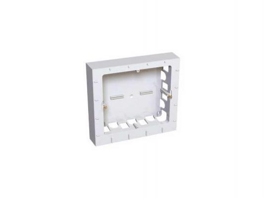 Коробка для наружного монтажа Schneider Electric глубина 40мм ALB45448