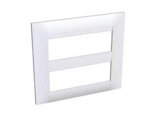 Рамка 2 пост белый Schneider Electric ALB45658