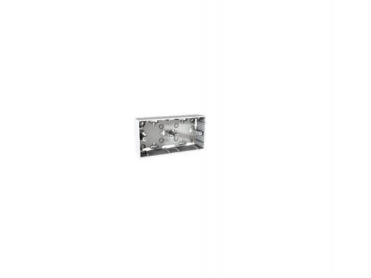 Монтажная коробка для наружной проводки Schneider Electric Unica MGU8.004.18