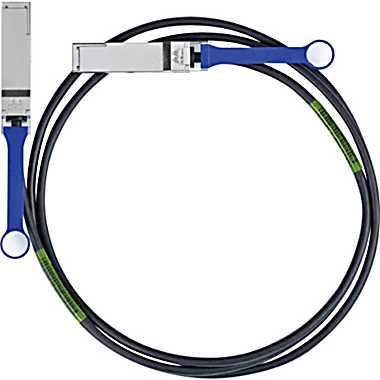 Кабель Mellanox passive copper cable ETH 10GbE 10Gb/s SFP+ 3m MC3309130-003 кабель mellanox passive copper cable eth 40gbe 40gb s qsfp 1m mc2210130 001