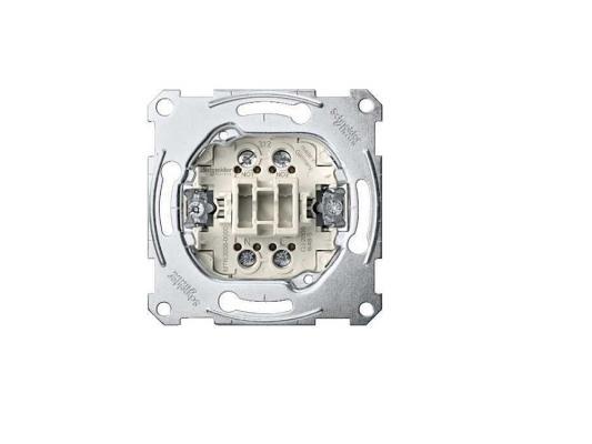 Переключатель Schneider Electric двухклавишный СХ.6+6 MTN3126-0000 schneider electric 1 mtn3112 0000