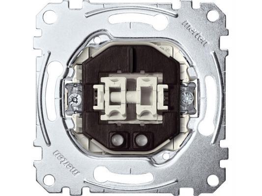 Выключатель Schneider Electric 2-клавишный MTN3135-0000