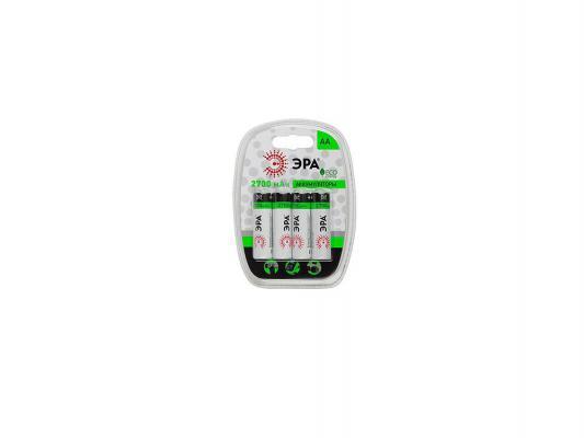 Аккумуляторы ЭРА HR6-2BL 2700 mAh AA 4 шт