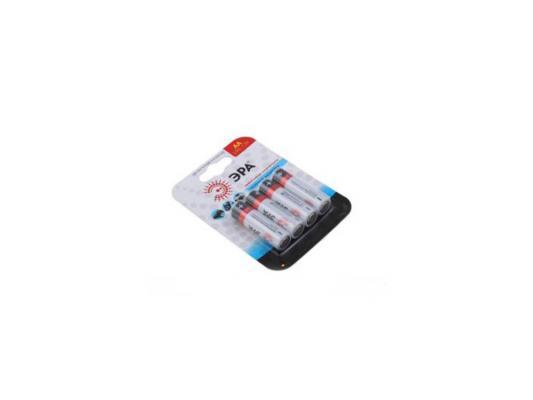 Батарейки ЭРА LR6-4BL AA 4 шт батарейки samsung pleomax lr6 aa 10 шт