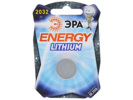 Батарейка ЭРА Energy CR2032 1 шт