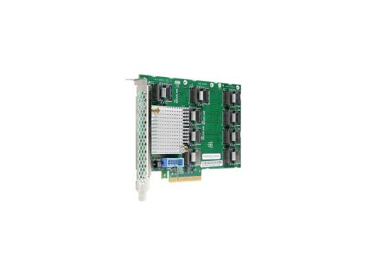 Контроллер HP 12Gb SAS Expander Card for ML350 Gen9 769635-B21 gzlspart for hp
