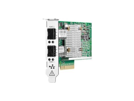 цена на Контроллер HP 530SFP+ 2x10Gb PCIe2.0 Broadcom for DL165/580/585/980G7 & Gen8/Gen9-servers 652503-B21