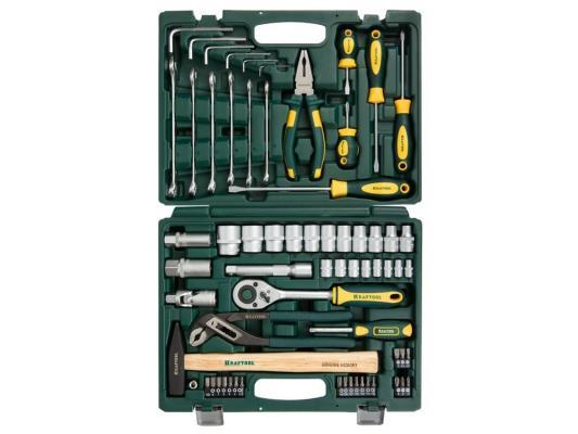 Набор инструментов Kraftool EXPERT 66шт 27976-H66 набор инструментов kraftool 66 предметов expert 27976 h66