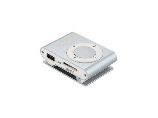 Плеер Perfeo VI-M001 4Gb серебристый