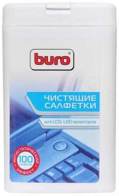 Влажные салфетки BURO BU-tft 100 шт