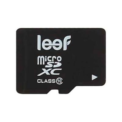 Карта памяти Micro SDXC 128Gb Class 10 Leef LFMSD-12810R карта памяти leef microsdhc class 10 8gb