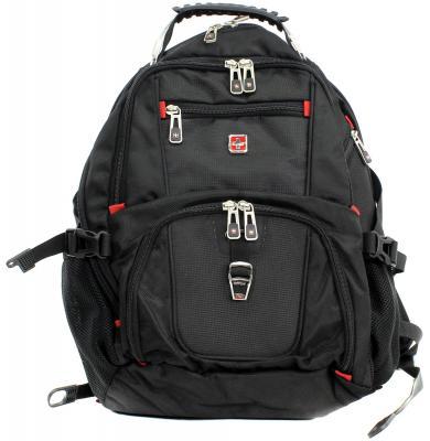 Рюкзак для ноутбука 16 Continent BP-301 BK черный