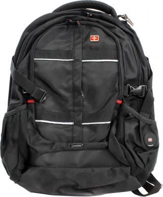 "Рюкзак для ноутбука 16"" Continent BP-302 BK black рюкзак salewa daypacks urban bp 22l 2015 black"