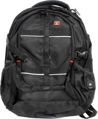 "Рюкзак для ноутбука 16"" Continent BP-302 BK black"