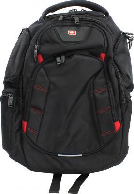 "Рюкзак для ноутбука 16"" Continent BP-303 BK black"