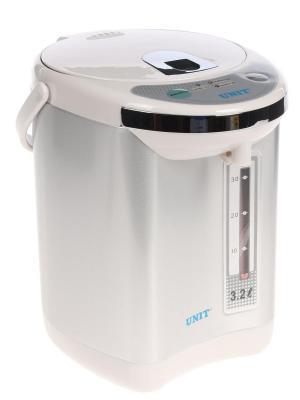 Чайник-термос Unit UHP-100 750Вт 3.2л пластик серебристый