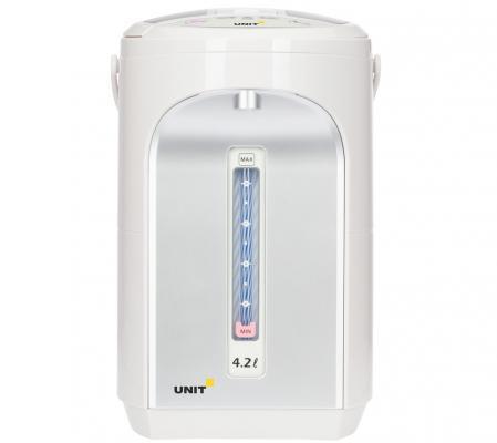 Термопот Unit UHP-110 750 Вт серебристый 4.2 л пластик