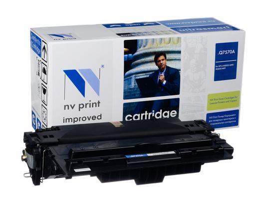 Картридж NV-Print Q7570A для HP LJ M5025 M5035 mfp черный 15000стр картридж для принтера nv print для hp cf403x magenta