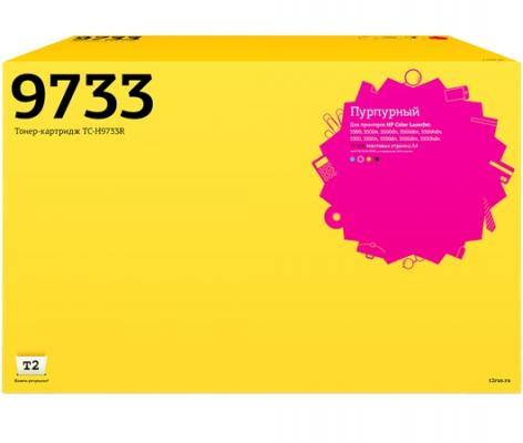 Фото - Картридж T2 C9733A для Color LaserJet 5500/5550 пурпурный 12000стр TC-H9733R картридж t2 tc hcf403x пурпурный