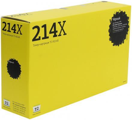 Картридж T2 CF214X для HP LJ Enterprise 700 M712dn/700 M725dn t2 tc h214x картридж аналог cf214x для hp lj enterprise 700 m712dn m725dn