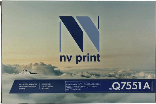 Картридж NV-Print CS-H2055OS3-85 для для HP LJ P3005/M3027mpf/M3035mpf 6500стр Черный