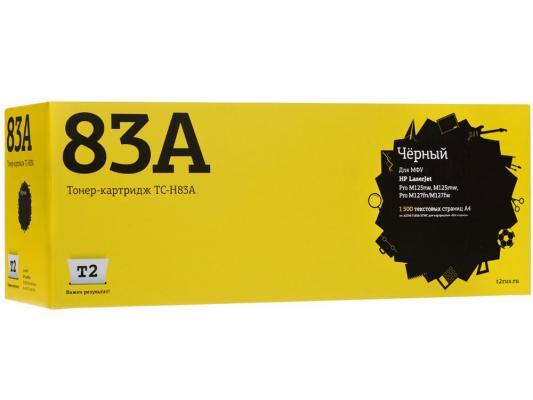 Картридж T2 CF283A CF283A CF283A CF283A CF283A для для HP LaserJet M125nw M127fn 1500стр