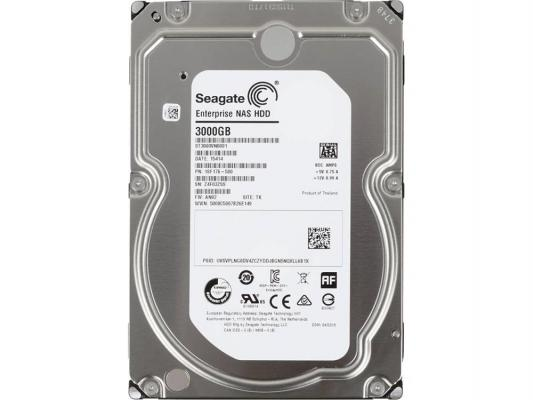 Жесткий диск 3.5 3 Tb 7200rpm 128Mb cache Seagate Enterprise NAS SATAIII ST3000VN0001