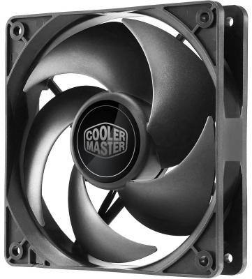 Вентилятор Cooler Master Silencio FP120 PWM R4-SFNL-14PK-R1 120x120x25mm 800-1400rpm игровой набор dave toy заправочная станция с 1 машинкой