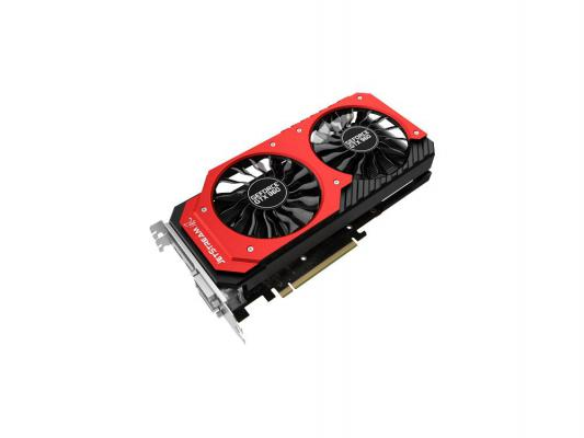 Видеокарта 2048Mb Palit GeForce GTX960 JETSTREAM PCI-E 128bit GDDR5 DVI HDMI DP NE5X960H1041-2060J Retail