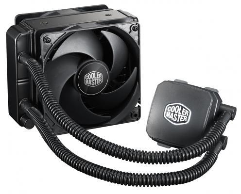 Водяное охлаждение Cooler Master Nepton 120XL RL-N12X-24PK-R1 Socket 2011/1366/1156/1150/1155/775/FM2/FM1/AM3+/AM3/AM2+/AM2
