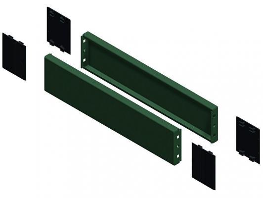 Боковые панели цоколя Schneider Electric 400x100 2шт NSYSPS4100