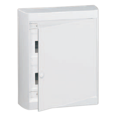 Щиток навесной Legrand Nedbox 24 модуля белый 601237
