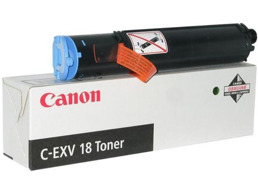 Картридж Hi-Black C-EXV18 для Canon IR1018 1020 1022 1022 1024 тонер картридж cactus cs exv18 для canon ir1018 1020 1022 1023 1024 8300 стр