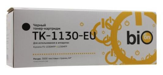 Фото - Картридж Bion TK-1130 для Kyocera FS-1030MFP FS-1130MFP 3000стр Черный зубило по бетону vira 901316 300х16мм плоское