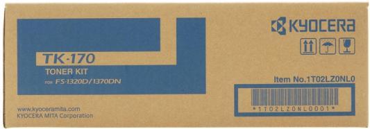Фото - Тонер-картридж Bion TK-170 для Kyocera FS-1320D FS-1370DN 7200стр Черный ильющенко н discovering britain практикум по культуре речевого общения великобритания учебное пособие