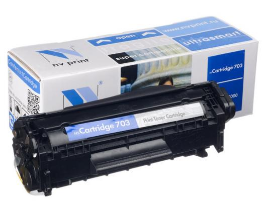 Картридж NVPrint Cartridge 703 для LBP2900 LBP3000 2000 стр картридж для принтера nv print для canon cartridge 703