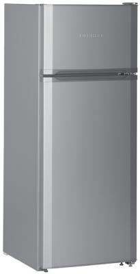 Холодильник Liebherr CTPsl 2541 серебристый холодильник liebherr ctpsl 2921 20 001