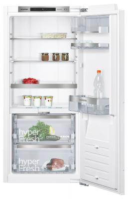 Встраиваемый холодильник Siemens KI41FAD30R белый